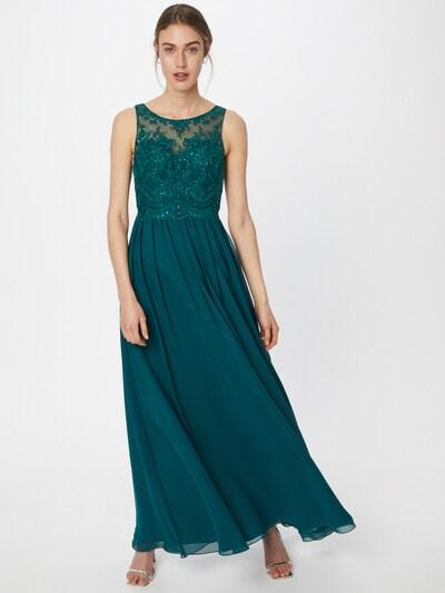 Laona Společenské šaty - zelená, Model/ka