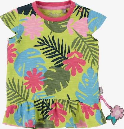 SIGIKID T-Shirt in blau / grün / oliv / pink / rosa, Produktansicht