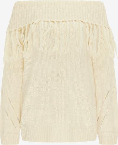 usha FESTIVAL Pullover in creme, Produktansicht