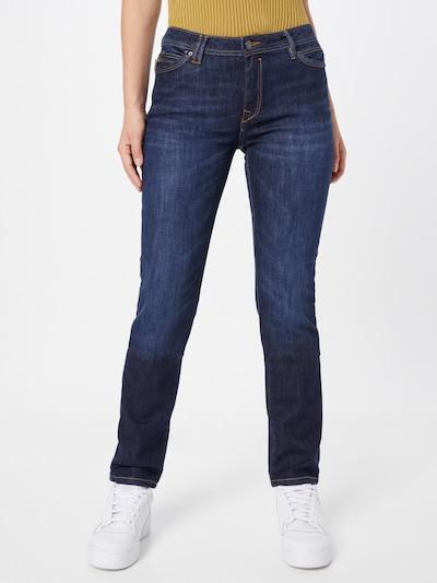 EDC BY ESPRIT Jeans i marinblå, På modell