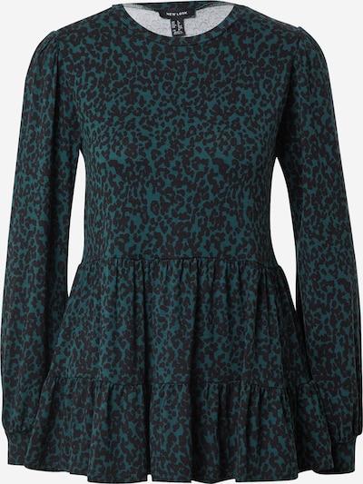 NEW LOOK Bluzka w kolorze zielony / czarnym, Podgląd produktu