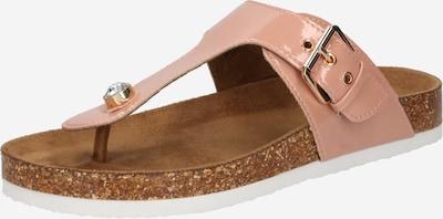 ONLY Sandale in rosa, Produktansicht