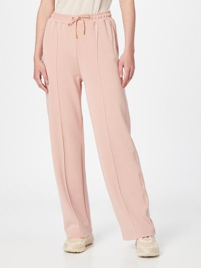 Pantaloni SCOTCH & SODA pe roz, Vizualizare model