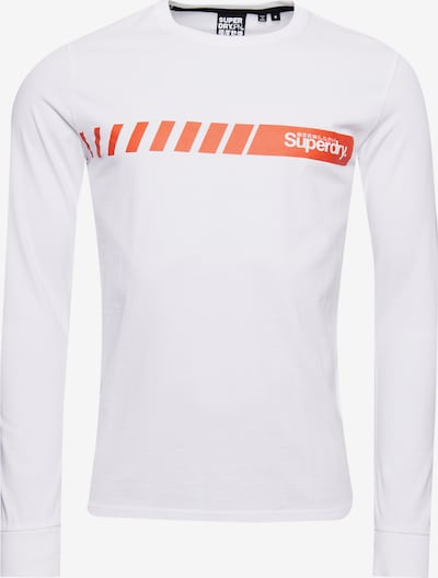Superdry Shirt in weiß, Produktansicht
