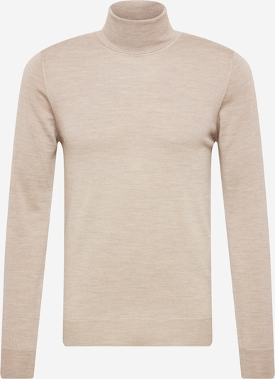 J.Lindeberg Sweater 'Lyd' in mottled beige, Item view