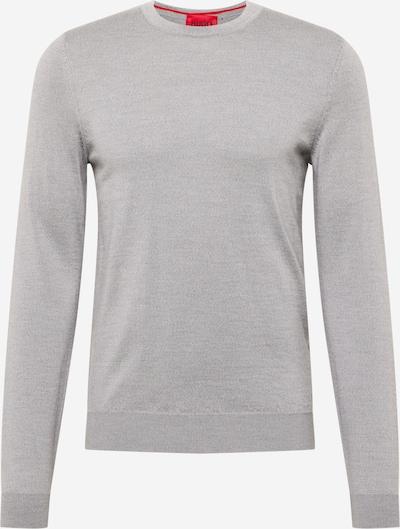 HUGO Pullover 'San Paolo 3' in grau, Produktansicht