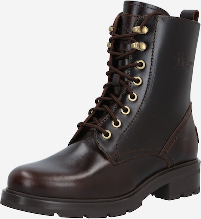 PANAMA JACK Lace-up boot 'Lilian Igloo' in Dark brown, Item view
