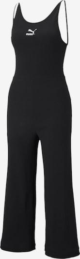 PUMA Jumpsuit in de kleur Zwart / Wit, Productweergave