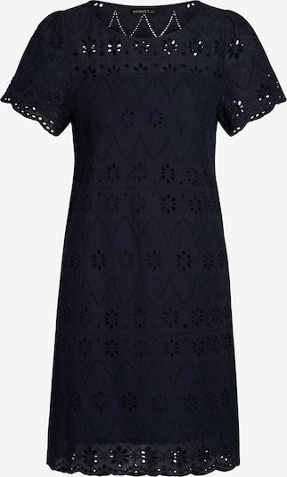 APART Kleid mit Lochstickerei in marine, Produktansicht