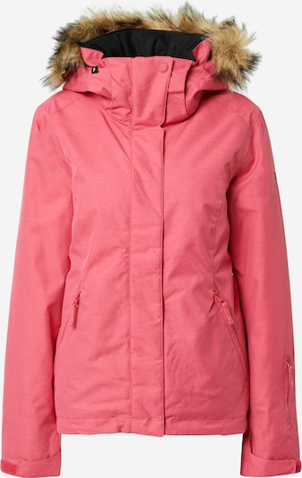 ROXY Sportjacke 'JET SOLID' in pink, Produktansicht