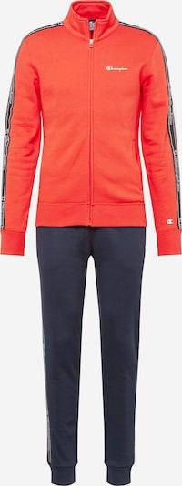 Trening Champion Authentic Athletic Apparel pe navy / roșu orange, Vizualizare produs