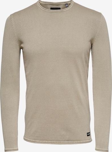 Only & Sons Sweter 'GARSON' w kolorze piaskowym, Podgląd produktu