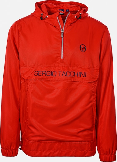 Sergio Tacchini Jacke 'Cinto' in rot, Produktansicht
