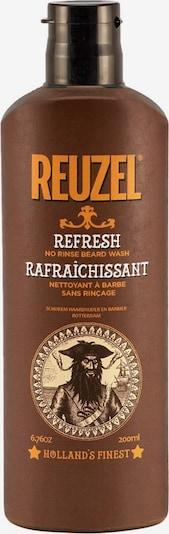 Reuzel Bartshampoo 'No Rinse' in braun, Produktansicht