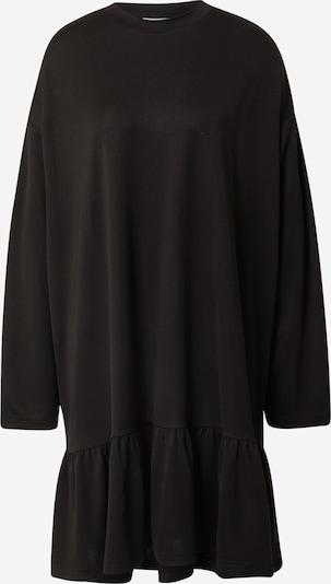 WEEKDAY Robe 'Erina' en noir, Vue avec produit