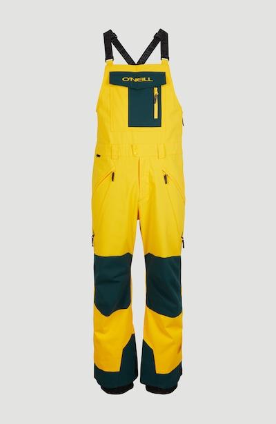 O'NEILL Pantalon outdoor 'Original Bib' en jaune, Vue avec produit