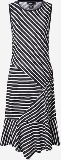 DKNY Kleid in schwarz / weiß, Produktansicht