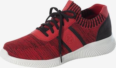 piros / fekete RIEKER Rövid szárú edzőcipők, Termék nézet