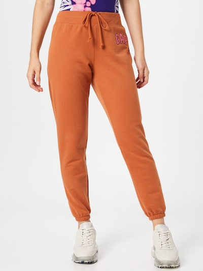 GAP Hose in orange / pink, Modelansicht