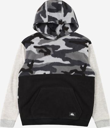 QUIKSILVER Sport sweatshirt i svart