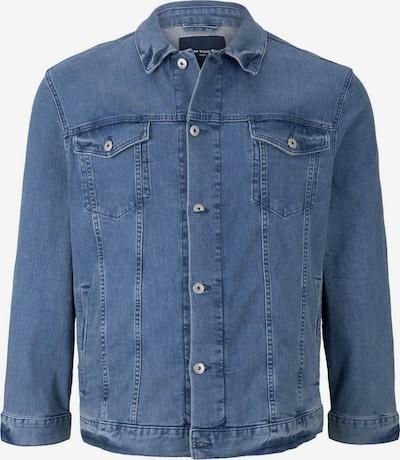 TOM TAILOR Men Plus Jacke in blue denim, Produktansicht