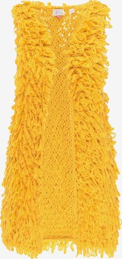 Megzta liemenė iš IZIA , spalva - geltona, Prekių apžvalga