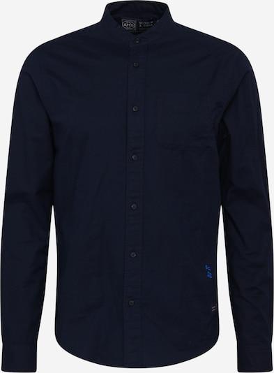 SCOTCH & SODA Hemd in dunkelblau, Produktansicht