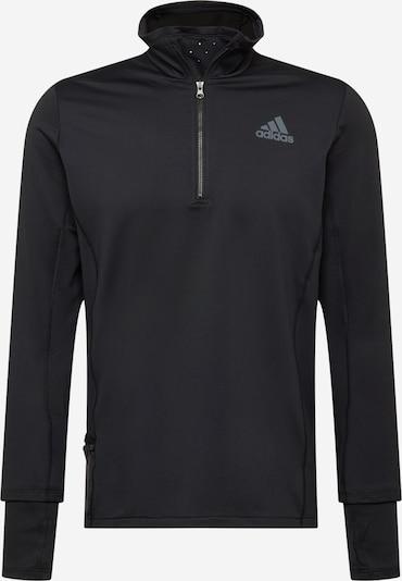 ADIDAS PERFORMANCE Αθλητική μπλούζα φούτερ σε μαύρο, Άποψη προϊόντος