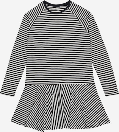 NAME IT Kleid 'Valentina' in marine / weiß, Produktansicht