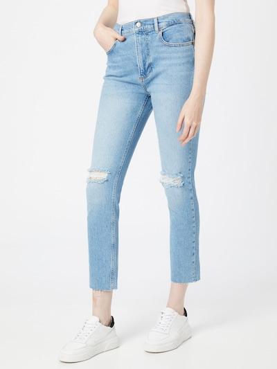 Boyish Jeans 'THE ZACHARY' in blue denim, Modelansicht
