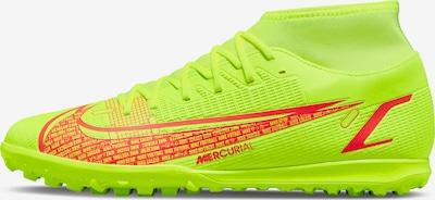 NIKE Fußballschuh in neongelb, Produktansicht