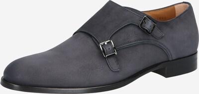 Papuci de casă 'Hunton' BOSS Casual pe albastru închis, Vizualizare produs
