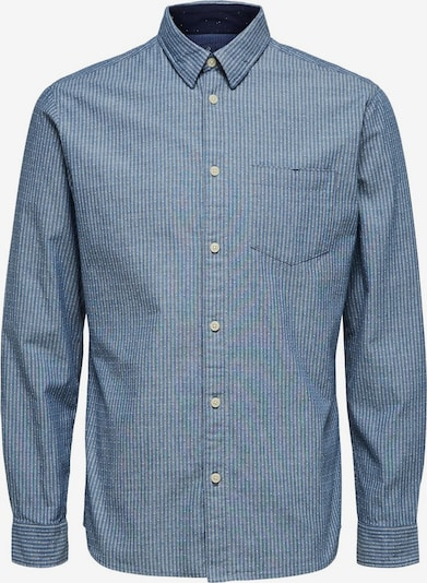 SELECTED HOMME Hemd in blau: Frontalansicht