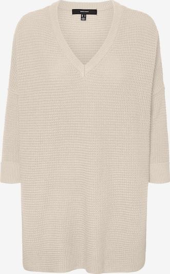 VERO MODA Pullover 'Leanna' in naturweiß, Produktansicht