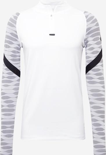 Tricou funcțional 'Strike' NIKE pe gri / negru / alb, Vizualizare produs