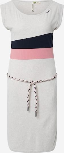 Ragwear Robe d'été 'Taraya' en beige / rose / noir, Vue avec produit