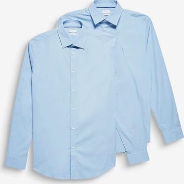 Chemise business Esprit Collection en bleu