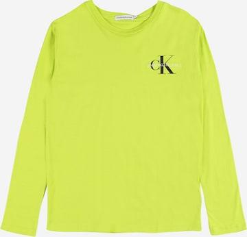 Calvin Klein Jeans Särk, värv roheline