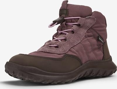 CAMPER Sneaker ' CRCLR ' in braun / lila / helllila, Produktansicht