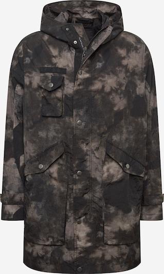 DRYKORN Jacke in khaki / schwarz, Produktansicht