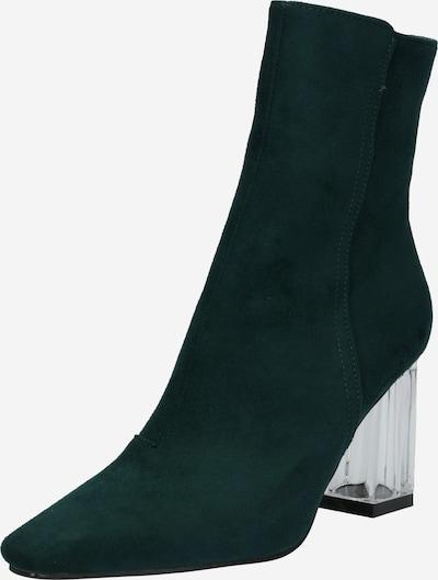 BEBO Stiefelette 'DAISIE' in dunkelgrün, Produktansicht