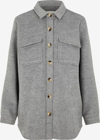 OBJECT Between-season jacket 'OBJVERA OWEN' in Grey