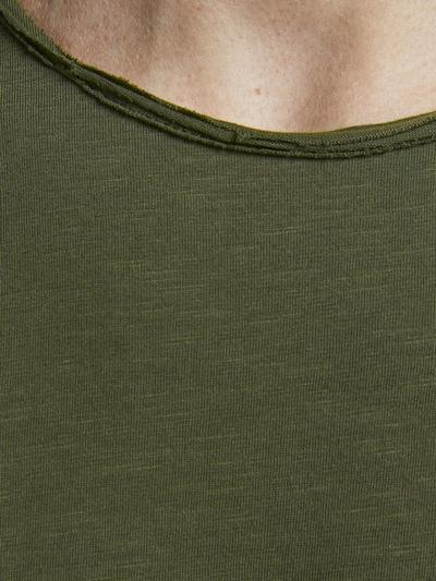 JACK & JONES Shirt 'BASHER' in oliv, Produktansicht