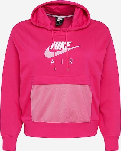 Nike Sportswear Sudadera 'Nike Air' en rosa / blanco, Vista del producto