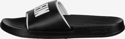 Calvin Klein Underwear Badeschuhe in schwarz, Produktansicht