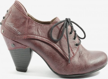 MUSTANG Dress Boots in 36 in Brown