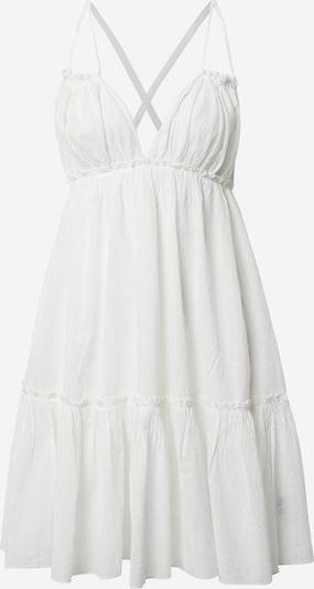 Hunkemöller Koszula nocna w kolorze białym, Podgląd produktu