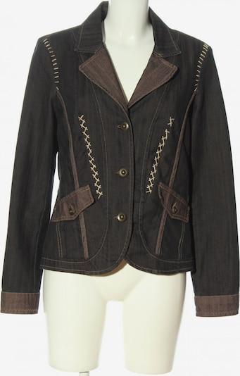 Biba Kurz-Blazer in L in creme / braun / schwarz, Produktansicht