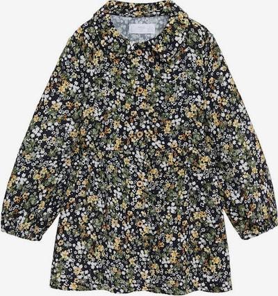 MANGO KIDS Kleid 'girasol' in mischfarben / schwarz, Produktansicht