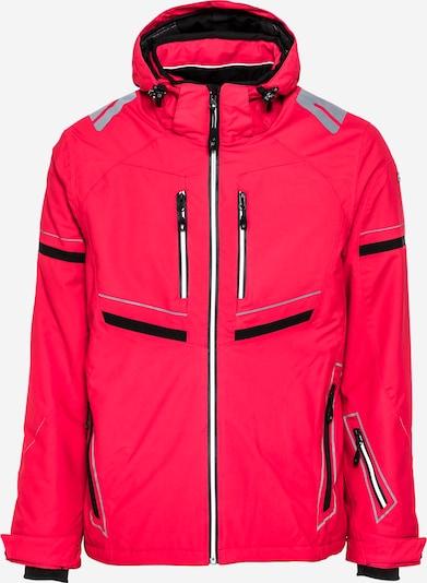 KILLTEC Veste de sport 'Lennox' en rouge, Vue avec produit